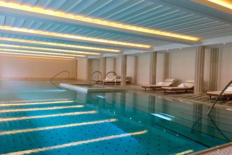Villa Maïa – Luxury hotel (France)