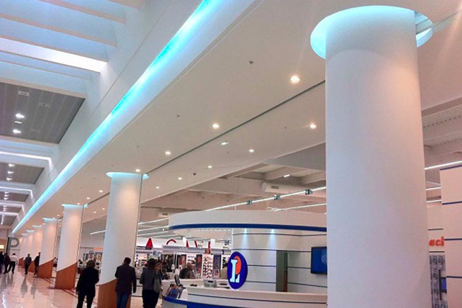 Shopping mall Leclerc (France)