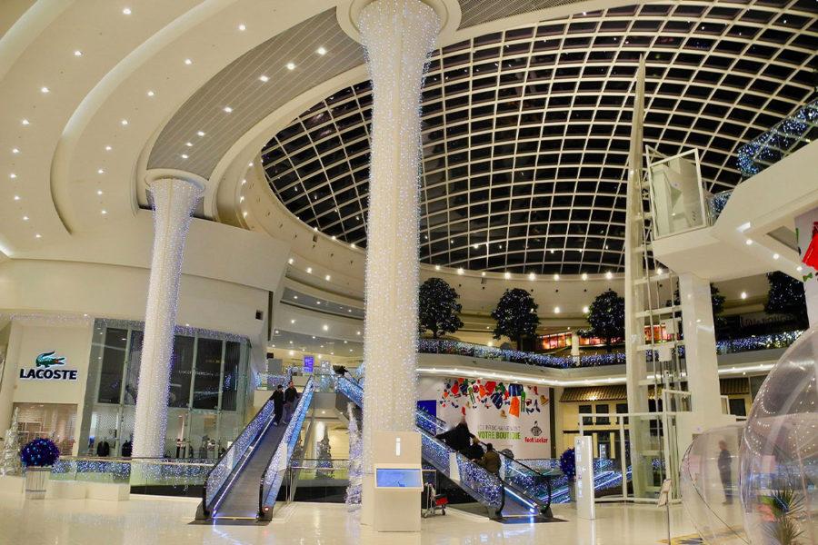 Shopping mall Leclerc Atlantis (France)