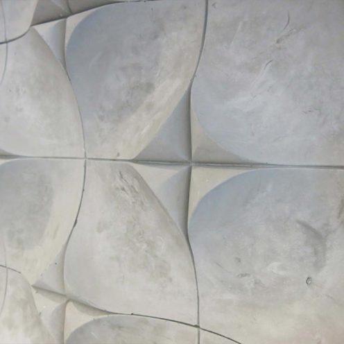 texture en staff pierre