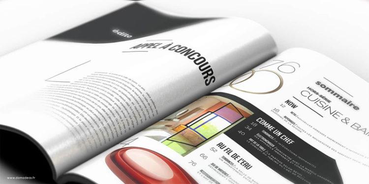 Magazine Domodeco architecture d'intérieur, design en ligne