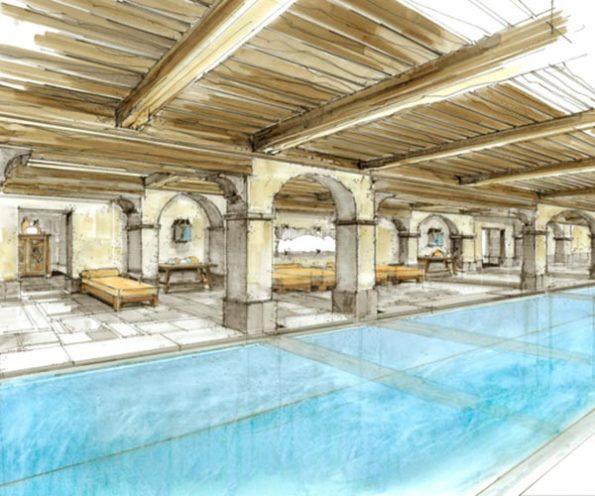 Spa Guerlain à l'Hôtel Mademoiselle, à Val d'Isère par la Maison Rouveure Marquez