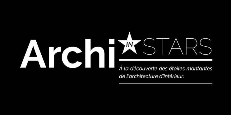 logo du concours archi in stars créé par Domodeco
