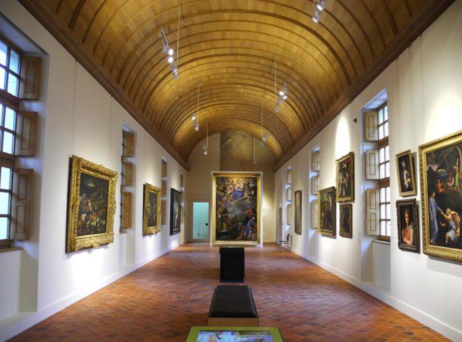 Rénovation du Musée des Beaux Arts de Dijon