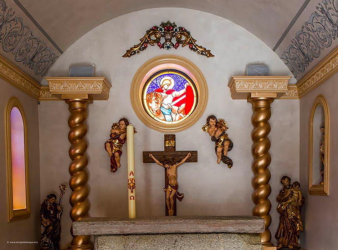 La Chapelle Saint-Bernard – Refuge de la Traye (73)