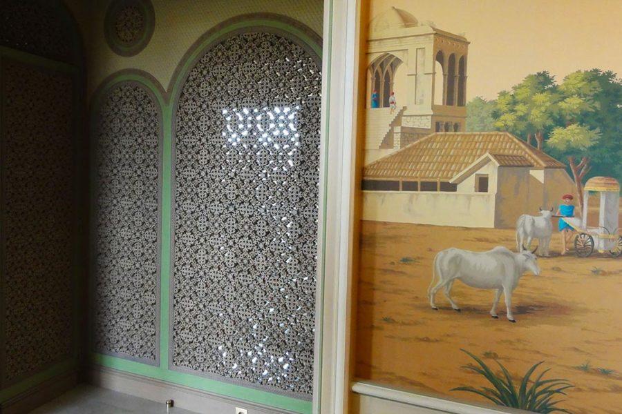 Mashrabiya décor (France)