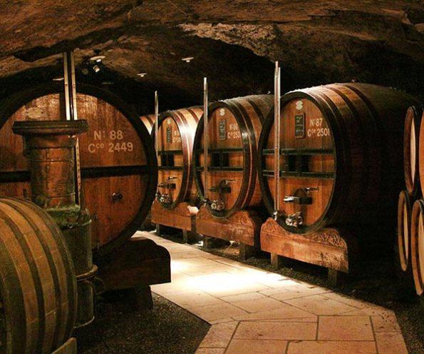 Visites des caves du Domaine Guigal