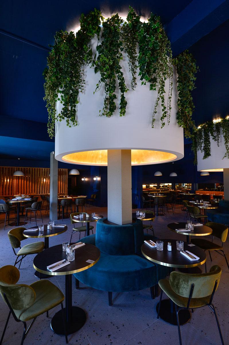 Restaurant Double 7 à Dardilly