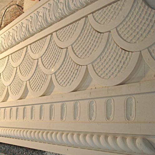 Exemple de motifs pour frise murale par Rouveure Marquez