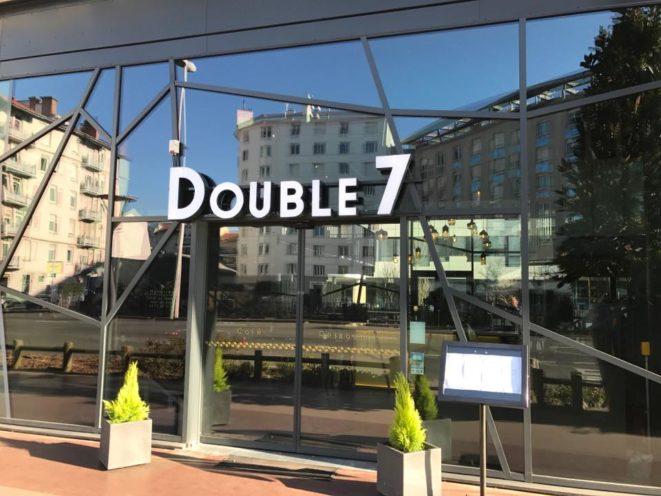 Restaurant Double 7 à Part Dieu Lyon