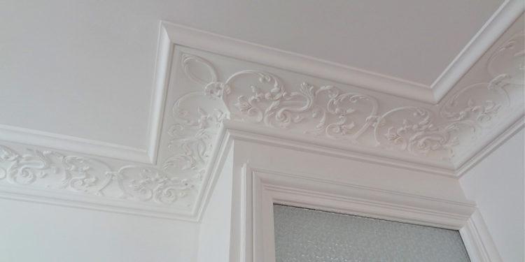 A la une, les motifs décoratifs les décors de portes et d'angles par Rouveure Marquez