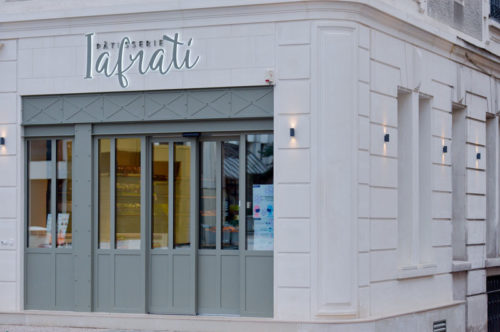 Iafrati pastry (France)