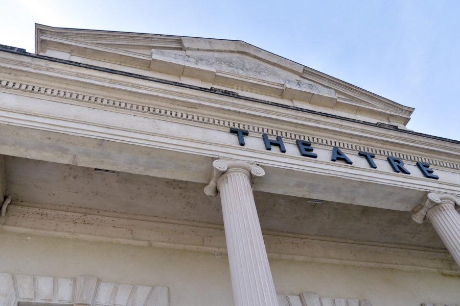 Refurbishment of the Montélimar Theatre