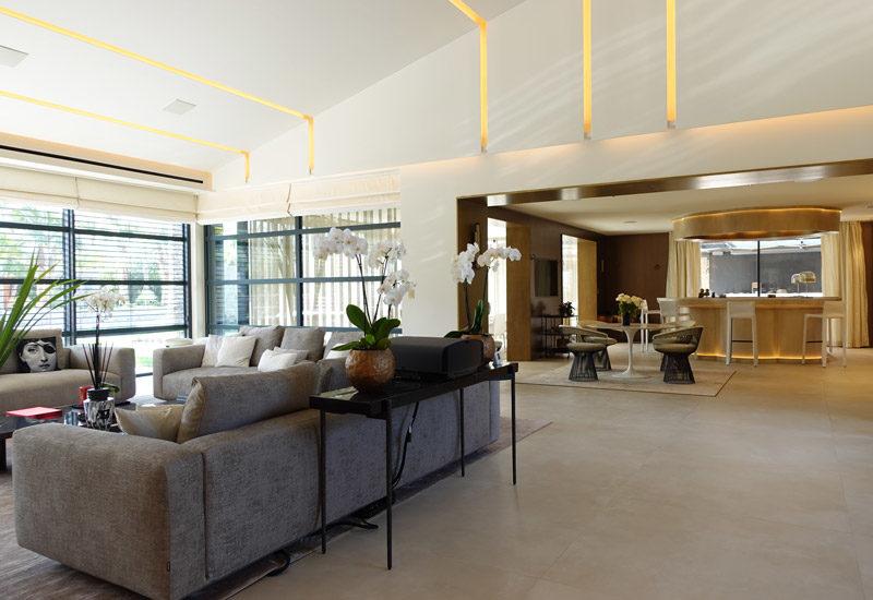 Fibrous plaster in interior design